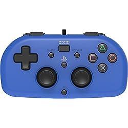 Playstation 4: Hori Controller MiniPad, Blu