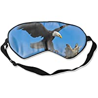 Schlafmasken mit Adler-Motiv – komfortable Schlafmaske, Augenschutz für Reisen, Nacht, Mittagsschlaf Mediation... preisvergleich bei billige-tabletten.eu