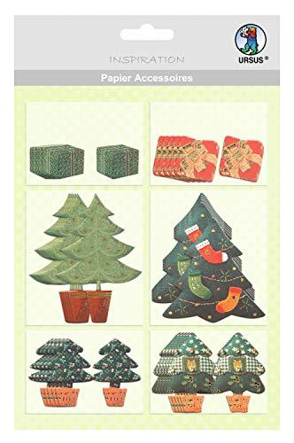 Ursus 56500010 - Papel para decoración, diseño 10