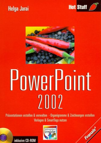 PowerPoint 2002, m. CD-ROM (Powerpoint Aufbau)
