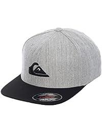 Quiksilver Stuckles - Flexfit Cap - Flexfit Cap - Männer - Grau