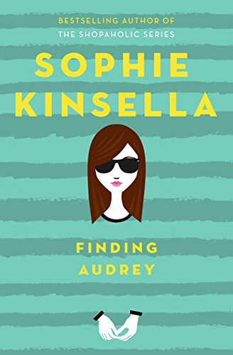 Book cover for Finding Audrey