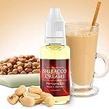 DOOBACCO Liquid Aroma Konzentrat - Liquids für E Zigarette Und Shisha e-Liquid Vape Ohne Nikotin - 10ml Flasche - Erdnuss Shake Geschmack