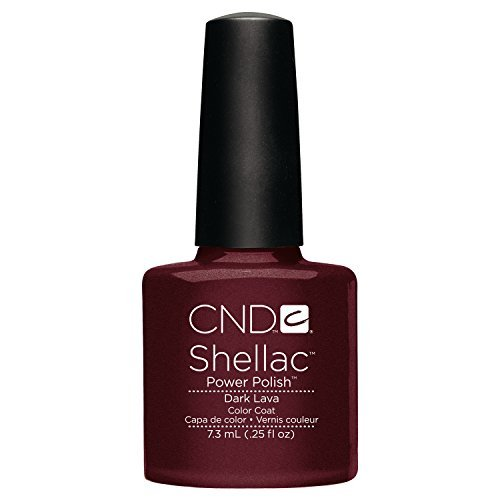 CND Shellac CND 0087 - LAVA OSCURO - Lava oscuro esmalte