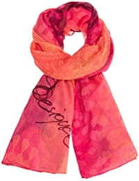 Desigual Women's Foulard_rectangle Helena Scarf