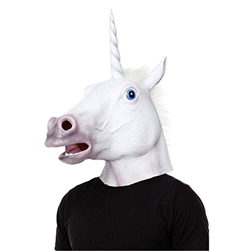 Einhorn Maske - 3
