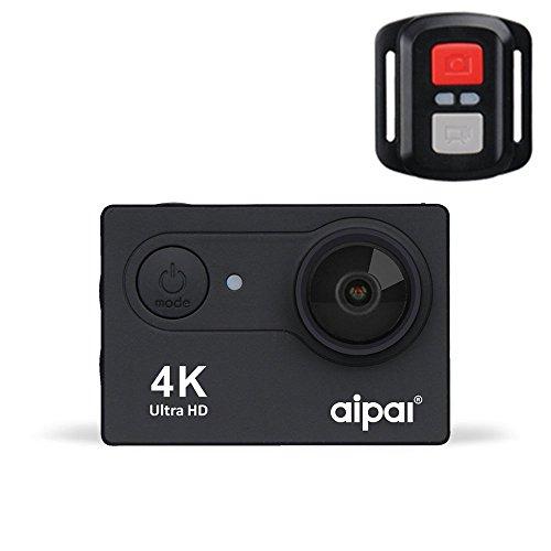 Jiayuane H9R HD 4 Karat 1080 P / 60fps Action Kamera WiFi Wasserdicht Mini Sport DV, APP-Steuerung 8 Millionen Pixel Tief Tauchen 100 Füße, Perfekt für Outdoor Extrem Sport Bike Diving