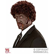 Pulp Fiction estilo peluca Afro con patillas