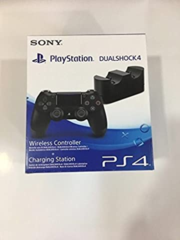 Sony Playstation 4 DualShock Controller + Ladestation