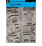 Secret Codes Book and CD-ROM Pack: Level 4 (Penguin Active Readers, Level 4) (Mixed media product) - Common