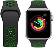 Porodo Nike iGuard Watch Band for Apple Watch 44mm / 42mm/Compatible for Apple Watch Series 3,4 and 5