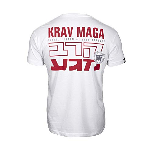 33b87119ecf6f Thumbs Down Homme T-Shirt. Krav Maga. Israel System of Self Defense.  Martial Arts. Casual (Taille XXLarge)