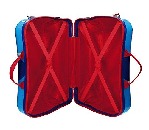 418QHa2jw8L - 2889951 Maleta trolley ABS correpasillos equipaje mano Mickey Mouse 50x39x20cm