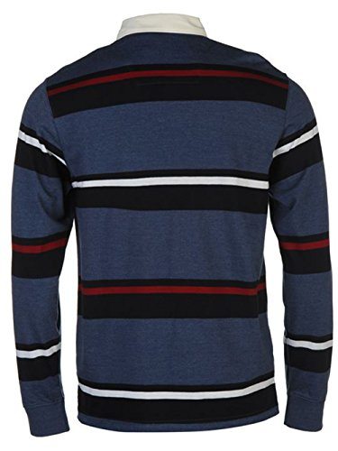 Pierre Cardin Herren Poloshirt Denim M/Navy