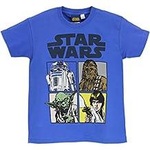 Star Wars - Camiseta para niño La guerra de las Galaxias