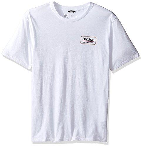 Brixton T-shirt premium à manches courtes Palmer pour homme