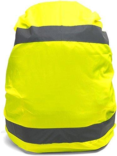 Imagen de chaleco reflectante/protección para la lluvia para  con reflector rayas, incluye cordón