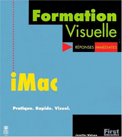 Formation Visuelle iMac par J Watson