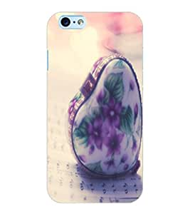 ColourCraft Creative Heart Design Back Case Cover for APPLE IPHONE 6S
