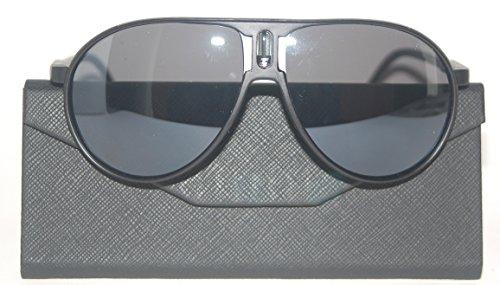 e0e22e93a2 DASOON – Gafas de Sol Estilo Carrera Champion Negro Mate Unisex, categoría  3 UV400