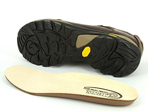 Meindl Schuhe Linosa Identity Men - dunkelbraun 44