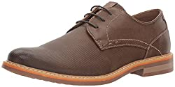Steve Madden Mens Olivyr Oxford, Brown, 7. 5 M US