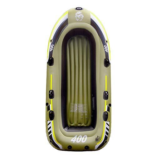 All'aperto rafting pesca 280cm barca d'assalto canotto gonfiabile 4-person scialuppa di salvataggio gommone marine addensare 1.2mm materiale in pvc con oars corda di trazione cuscino e pompa d'aria