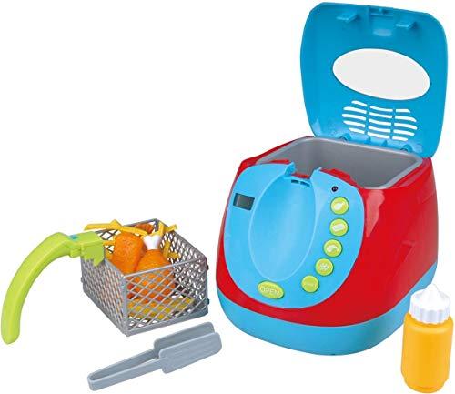 PlayGo Mi Primera Freidora Juguetes Niños Pequeños Simulación Cocina y Comida
