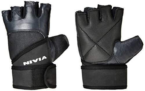 Nivia-Pro-Wrap-Gym-Gloves