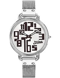 Reloj mujer JEAN PAUL GAULTIER–Index–Pulsera acero plateado–36mm–8504311