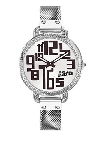 Jean Paul Gaultier Index Reloj de mujer cuarzo correa de acero 8504311