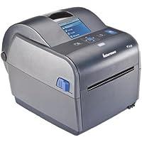 Intermec PC43d Thermodirektdrucker/Etikettendrucker, 203DPI, Grau, 203,2mm/s, IPL, XML, ZPL II, USB, 128MB