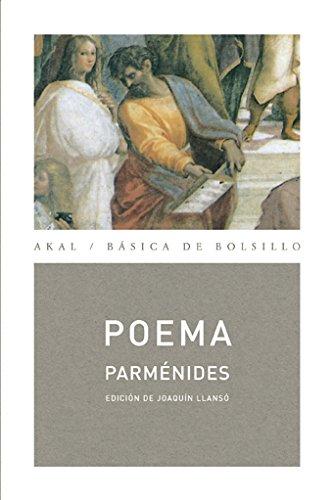 Poema (Básica de Bolsillo) por Parménides