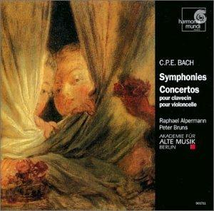 Symphonies / Concerto pour violoncelle / Concerto pour claveçin