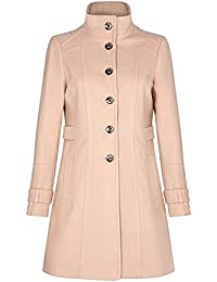 Anastasia Womens Winter Military Style Coat