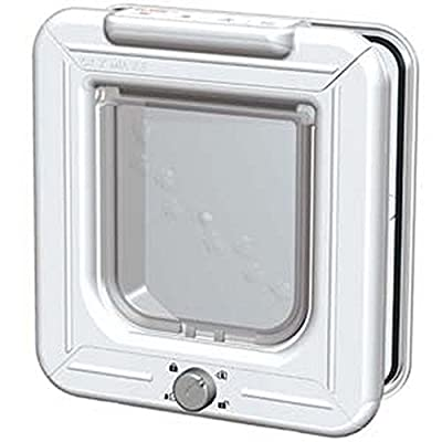 Pet Mate Cat Mate Rotary 4 Way Locking Cat Flap from Pet Mate Limited