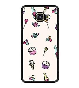 PrintVisa Seets Lovers High Gloss Designer Back Case Cover for Samsung Galaxy A7 (6) 2016 :: Samsung Galaxy A7 2016 Duos :: Samsung Galaxy A7 2016 A710F A710M A710Fd A7100 A710Y :: Samsung Galaxy A7 A710 2016 Edition
