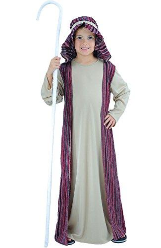 Costume da bagno dei pastori, Taglia piccolo (3-4 anni)