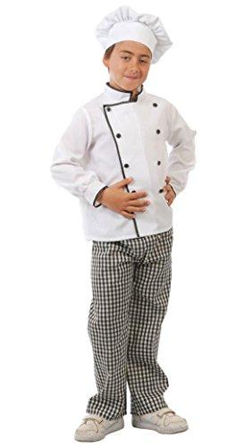 Imagen de disfraz de cocinero 4 6 años