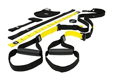 TRX - Entrenador de suspensión para gimnasio, 20.3x20.3x15.2 cm