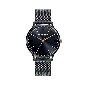 Viceroy 461096-57 – Reloj Mujer Acero IP Negro