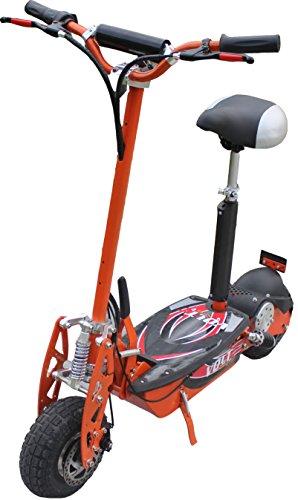 Urban-Bandit-36-V-800-W-Scooter-elctrico-gran-rueda-Off-Road-Powerboard-naranja