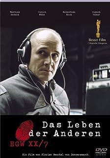 Das Leben der Anderen (inklusive DVD Das Ministerium für Staatssicherheit) - exclusiv bei Amazon.de