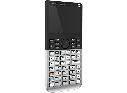 HP Prime Grafikrechner Multi-Touch Display Farbe–Grau/Schwarz