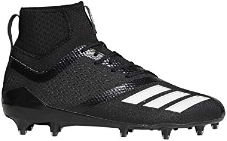 Adidas Adizero 5Star 7.0 Mid Cleat Men's Men's Men's Football 13.5 nero-bianca | Prestazioni Affidabili  | Uomini/Donne Scarpa  ff0be8