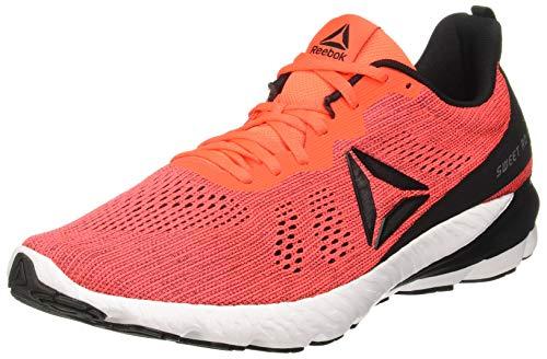 Reebok Men's OSR Sweet Road 2 Red/Blk/Wht Running Shoes-8 UK/India (42 EU)(9 US)(CN2673)
