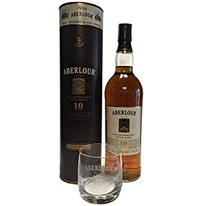 10 Years Highland Single Malt Scotch Whisky 1 Lt Glass from ABERLOUR