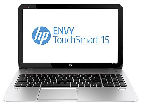 HP TouchSmart ENVY 15, j013ea