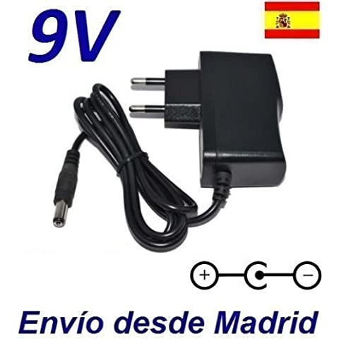 Cargador Corriente 9V Reemplazo BOSS TURBO OverDrive OD-2 Recambio Replacement - Boss Turbo Overdrive