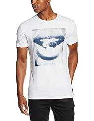 Antony Morato Girocollo Stampa Love Pill, T-Shirt Homme
